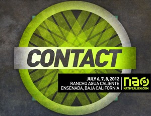 Native Alien presents CONTACT!