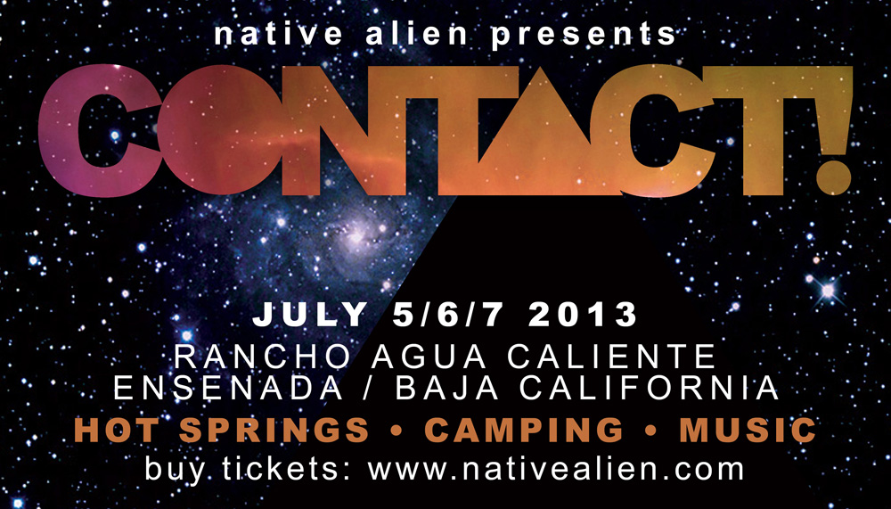 Contact July 5,6,7 2013 Teaser