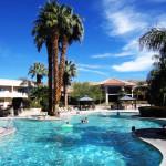 Miracle Springs Pool Area