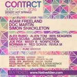 Contact 2016 Lineup 1