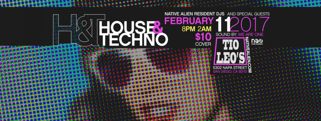House & Techno Feb 11