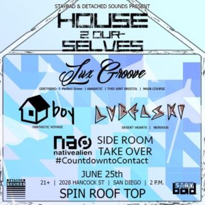 House 2 Ourselves – June 25