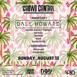 Crowd Control feat. Dale Howard