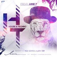 House & Techno June 7th